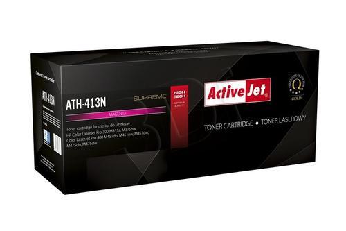 ActiveJet ATH-413N magenta toner do drukarki laserowej HP (zamiennik 305A CE413A) Supreme