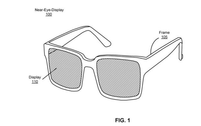 facebook glasses