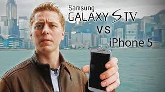 iPhone 5 i Samsung Galaxy S4 - test wytrzymałości popularnych smartfonów