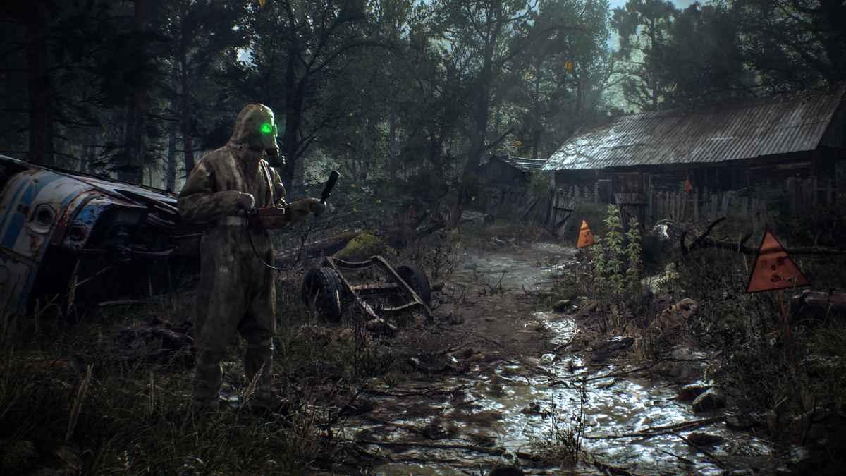 Chernobylite - Mroczna przygodówka
