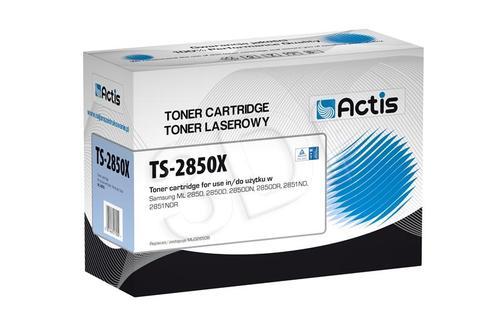 Actis TS-2850X toner Black do drukarki Samsung (zamiennik Samsung ML-D2850B) Supreme