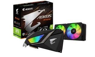 Gigabyte AORUS GeForce RTX 2080 Ti XTREME WATERFORCE 11G