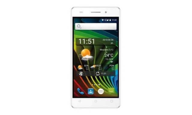 myPhone L-Line - 4,5-calowy Smartfon o Przystępnej Cenie
