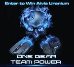 GIGABYTE Aivia Uranium - trzy zestawy do wygrania!
