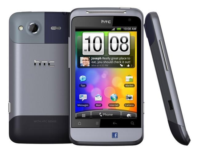 HTC Salsa - nieco starszy, ale dobrze wykonany smartfon od HTC
