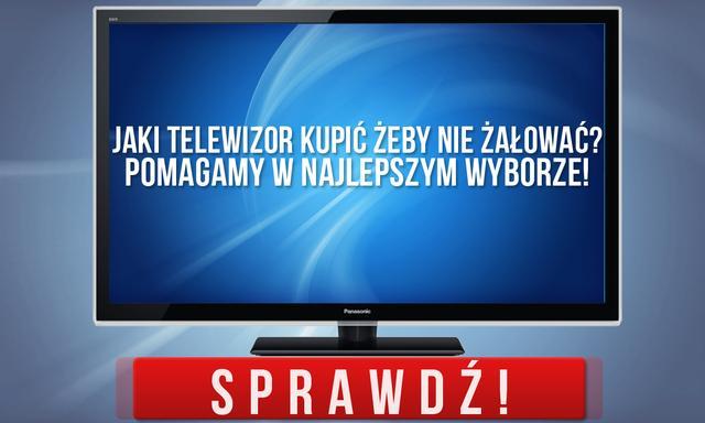 Jaki Telewizor Kupić Żeby Nie Żałować – Pomagamy w Najlepszym Wyborze!