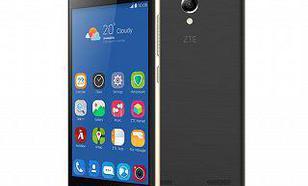 ZTE Blade L7 8GB Czarny