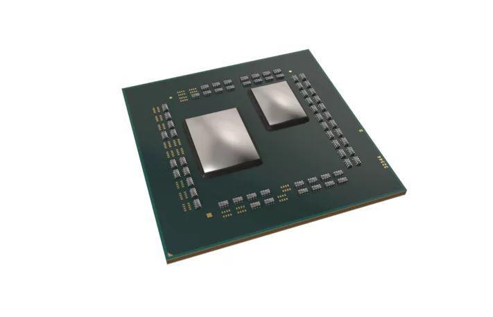 AMD Ryzen 3000 - wygląd procesora