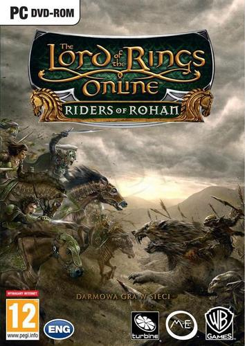 The Lord Of the Rings Online Riders Of Rohan