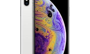 Apple iPhone Xs 256GB (srebrny)