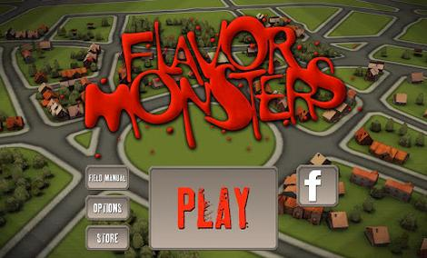 Flavor Monsters - nietypowa gra na Androida i iOS-a