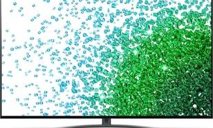 LG 55NANO813PA NanoCell 55'' 4K Ultra HD WebOS 6.0