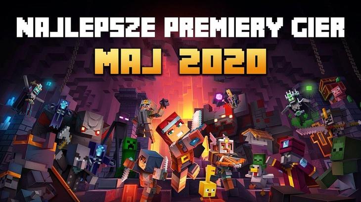 Najlepsze Premiery Gier Maj 2020 - Minecraft: Dungeons, Saints Row: The Third Remastered