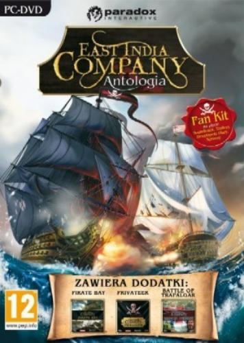 Techland East India Company Antologia PC