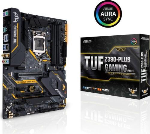 Asus TUF Z390-PLUS GAMING WI-FI