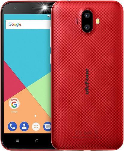 UleFone S7 8GB Czerwony