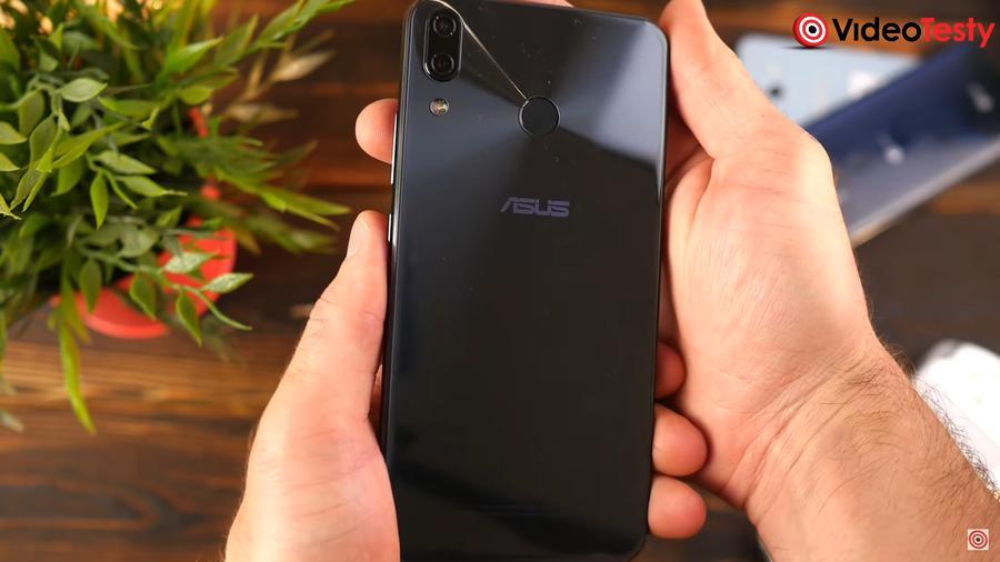 Asus Zenfone 5Z oferuje dwa aparaty z tyłu, obydwa dobrej jakości