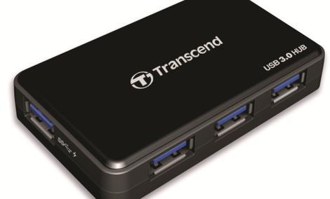 TRANSCEND HUB3 – więcej portów USB3.0 i szybkie ładowanie smartfona