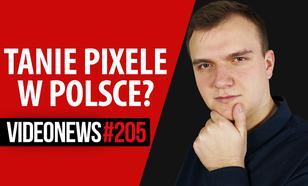 Tanie Pixele, bezpieczny Facebook, autostrady na prąd - VideoNews #205