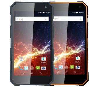 myPhone Hammer Energy (czarno-pomarańczowy)