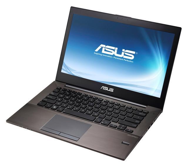 Asus ASUSPRO BU400 - nowy ultrabook na rynku