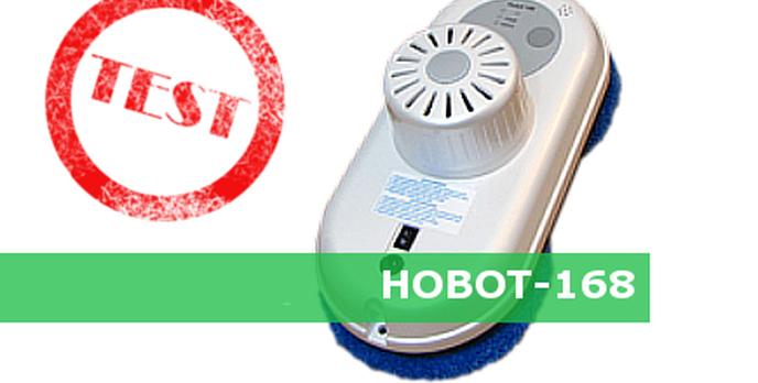 Hobot-168 - to on umyje za Ciebie okna!