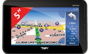Trak GPS 530