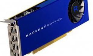 AMD RADEON PRO WX 4100 4GB - 100-506008