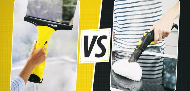 Myjka do okien czy myjka parowa - Co lepsze?