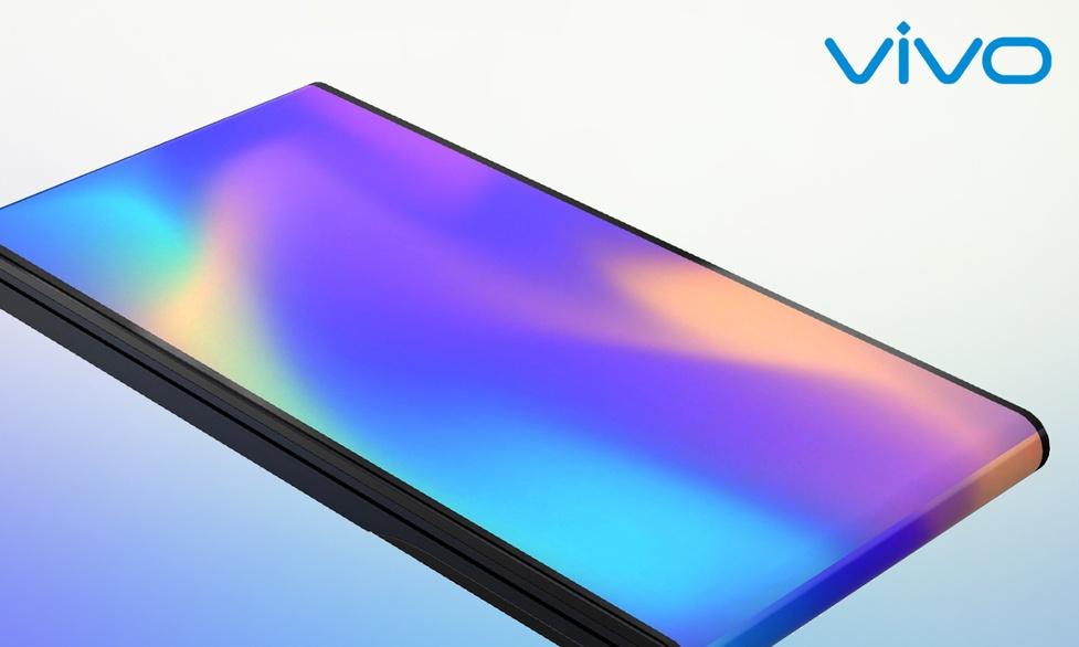 Innowacyjny zwijany smartfon od Vivo