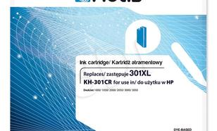 Actis KH-301CR tusz trójkolorowy do drukarki HP (zamiennik HP 301XL CH564EE) Standard