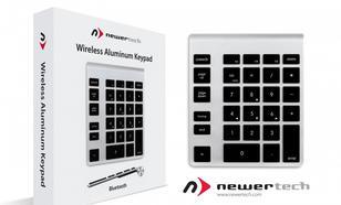 NewerTech keypad bluetooth do klawiatury Apple aluminium czarny