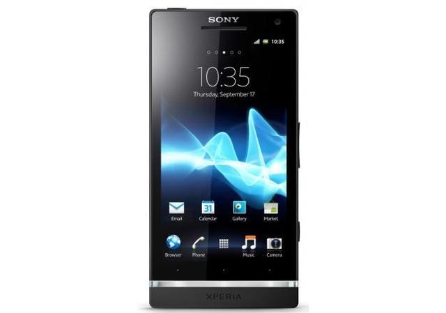 Sony Ericsson prezentuje Xperię S na targach CES 2012