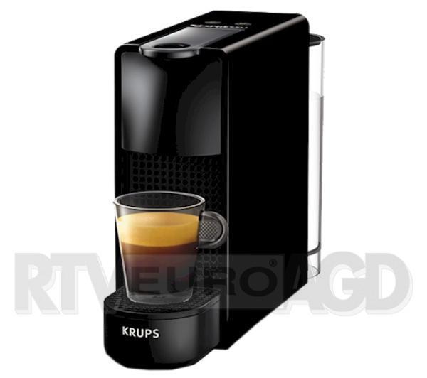Krups Nespresso Essenza Mini & Aeroccino XN1118 (czarny) - ODBIERZ