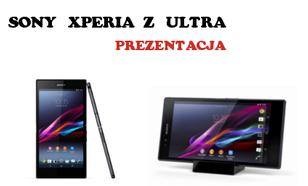 Sony Xperia Z Ultra [Prezentacja]