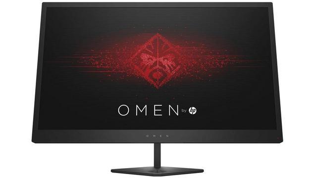 Ranking monitorów dla graczy 2018 - HP OMEN 25