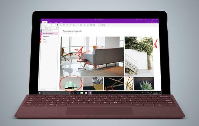 Microsoft Surface Go - mały laptop