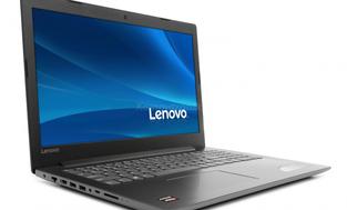Lenovo Ideapad 320-15AST (80XV00W6PB) Czarny - 240GB SSD | 8GB - Raty