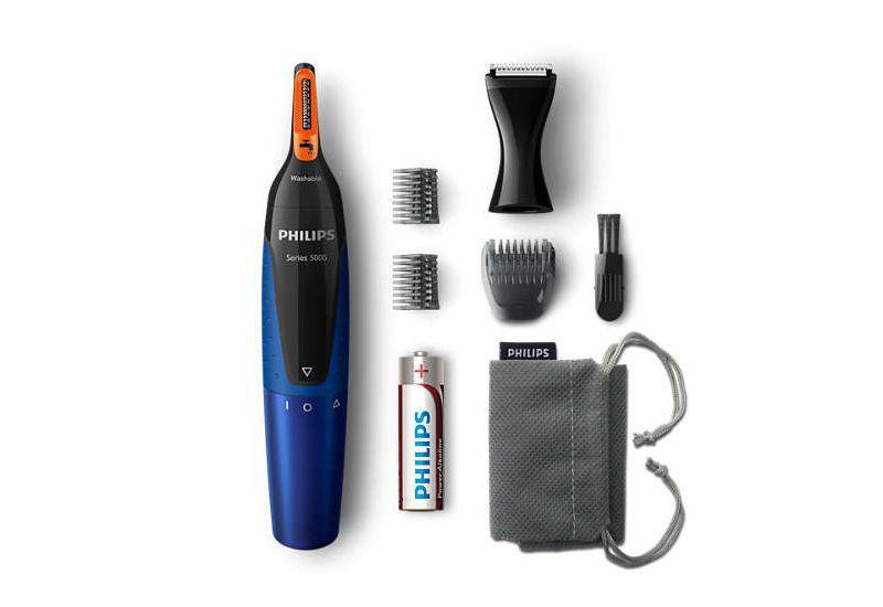 Philips NT5175/16 to wysokiej jakości trymer z bogatym wyposażeniem