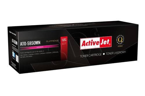 ActiveJet ATO-5850MN magenta toner do drukarki laserowej OKI (zamiennik 43865722) Supreme