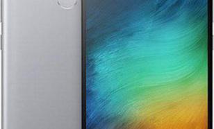 Xiaomi Redmi Note 3/32GB Ciemno-Szary DualSIM -