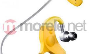 Denon Exercise Freak AH-W150 Żółty