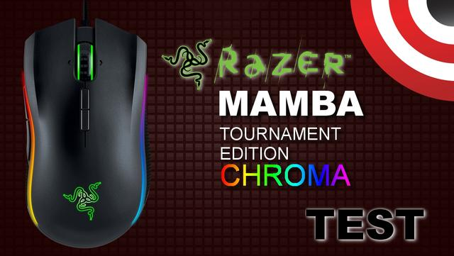 Razer Mamba Tournament Edition Chroma