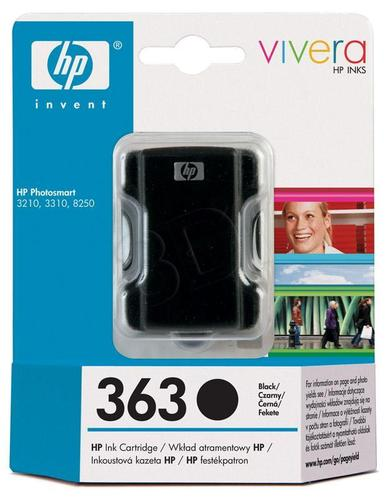 HP Tusz Czarny HP363=C8721EE, 300 str., 6 ml