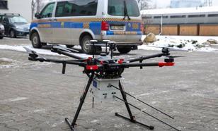 Dron vs Smog - Wykrywa Spalane Śmieci