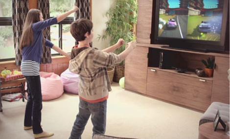 Kinect - pełna kontrola w grach na Xboxa 360
