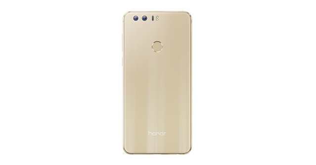 Honor 8 Złoty