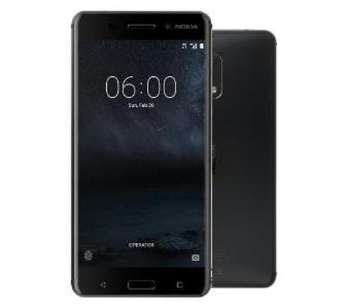 Nokia 6 Dual Sim (czarny)