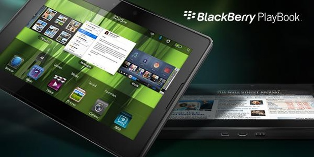Darmowy tablet BlackBerry PlayBook dla twórców aplikacji