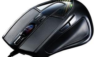 Cooler Master CM STORM SENTINEL III 6400DPI Gaming